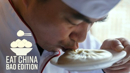 How to Eat China's Biggest Soup Dumpling - Eat China (S3E2)