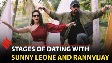 Sunny and Rannvijay decode the different stages of dating