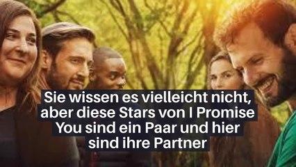 Sie wissen es vielleicht nicht, aber diese Stars von I Promise You sind ein Paar und hier sind ihre Partner
