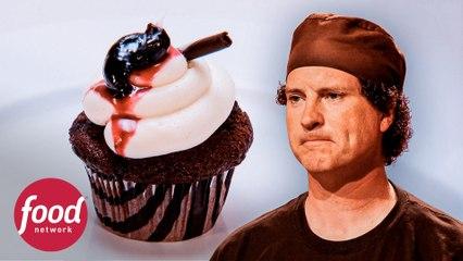 Explosión de sabores con coñac y pimienta rosa | Cupcake Wars | Food Network Latinoamérica