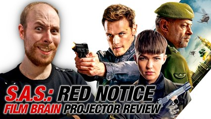 Projector: S.A.S. - Red Notice (REVIEW)