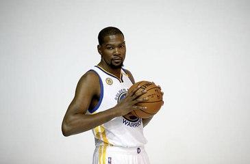 Kevin Durant : la légende de la NBA à l'incroyable palmarès