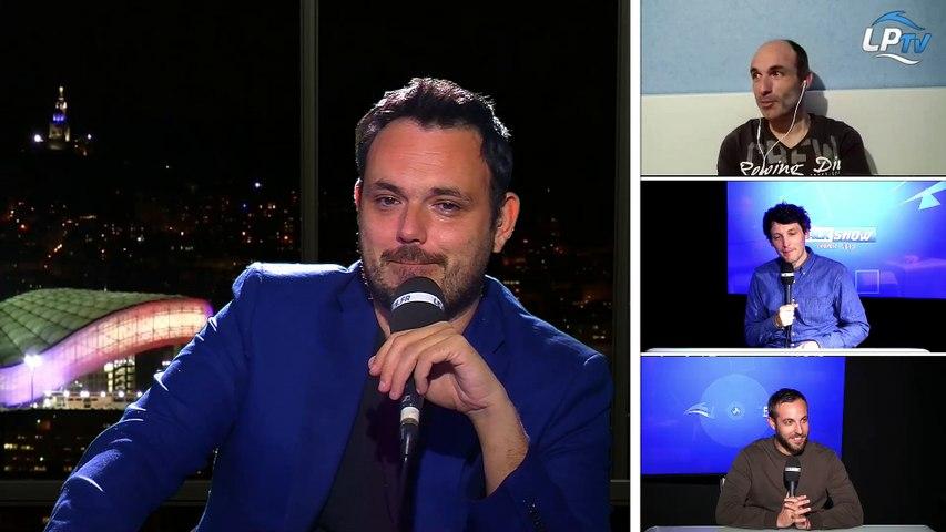Talk Show du 18/03, Partie 3 :Avant-match Nice-OM