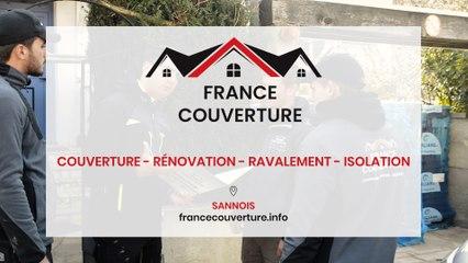 France Couverture, couverture, ravalement, rénovation et isolation à Sannois.