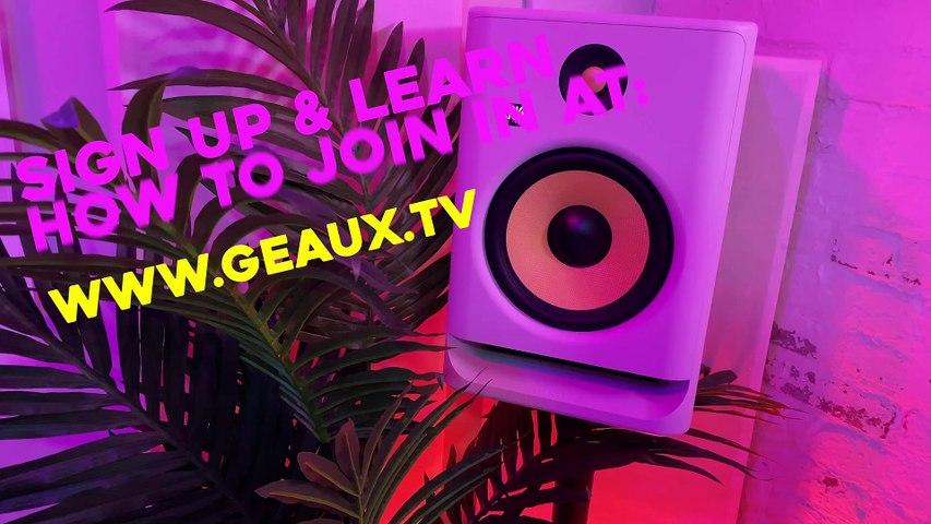 Geaux Music Live Episode 2 -  4K