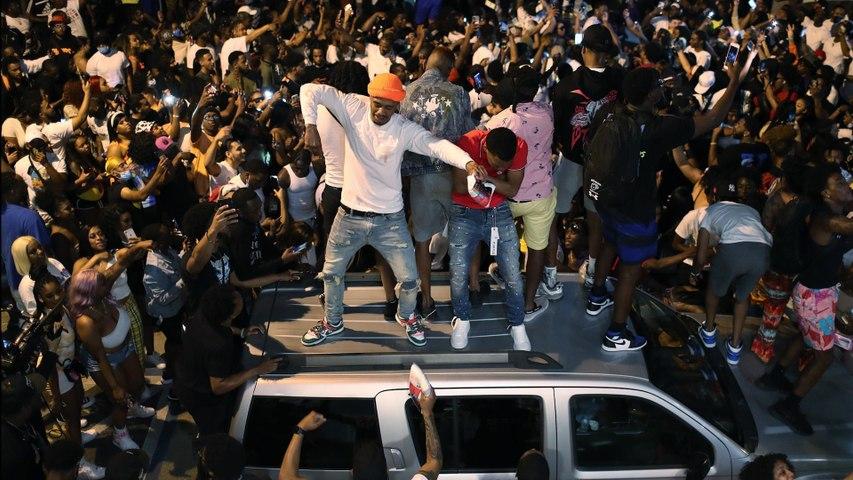 Etats-Unis : Miami décrète l'état d'urgence face aux débordements des « spring breakers »