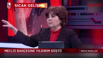 Meclis'e yıldırım düştü, Ayşenur Arslan Erdoğan'ı suçladı!