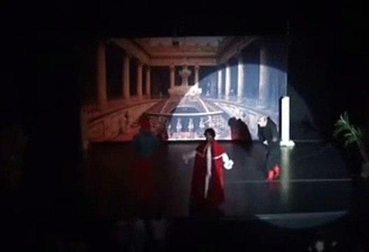 Tiyatro - Gargamel (A)