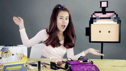THÁCH THẢO - Make up trong 3 phút - Ngọc Thảo [ Game Show Hài Hước ]
