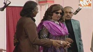 Umer Sharif, Sikander Sanam And Zareen Ghazal - Main Bijli Hon Main Shola Thi - Comedy Clip