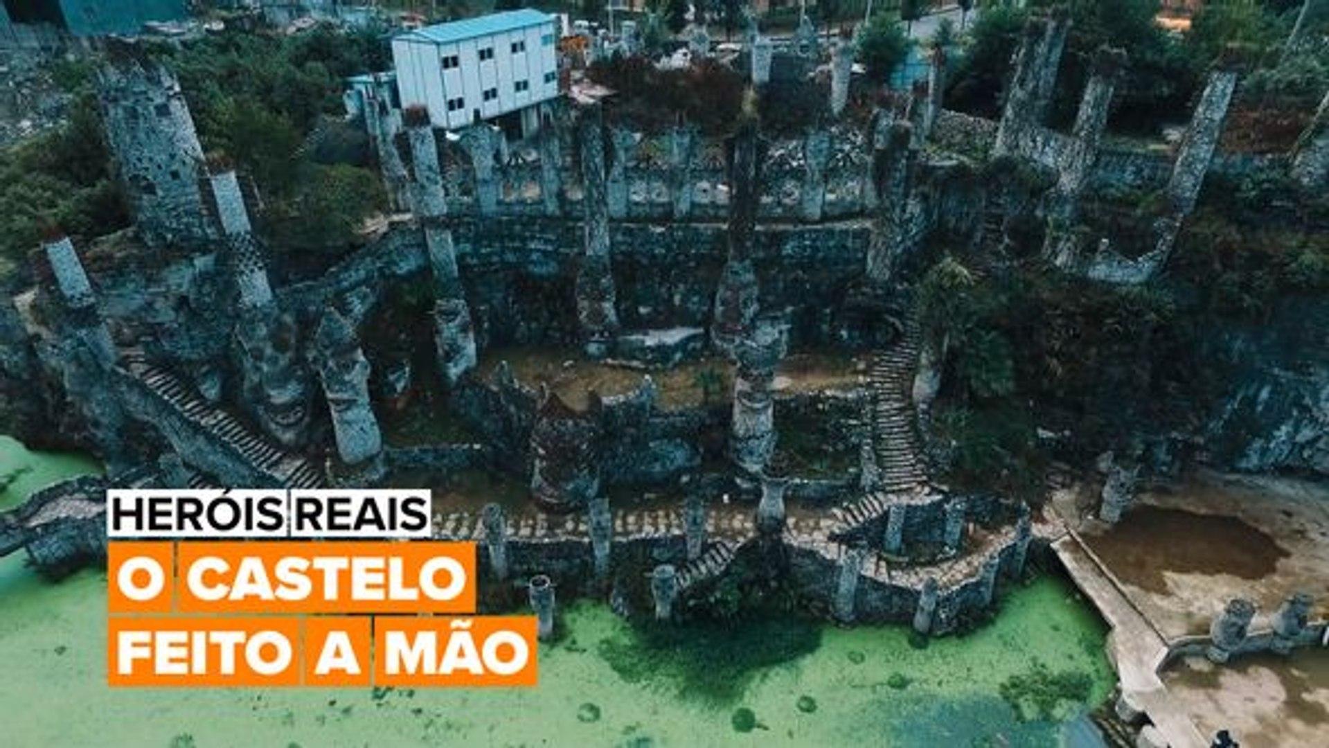 Heróis Reais: O Castelo Feito a Mão