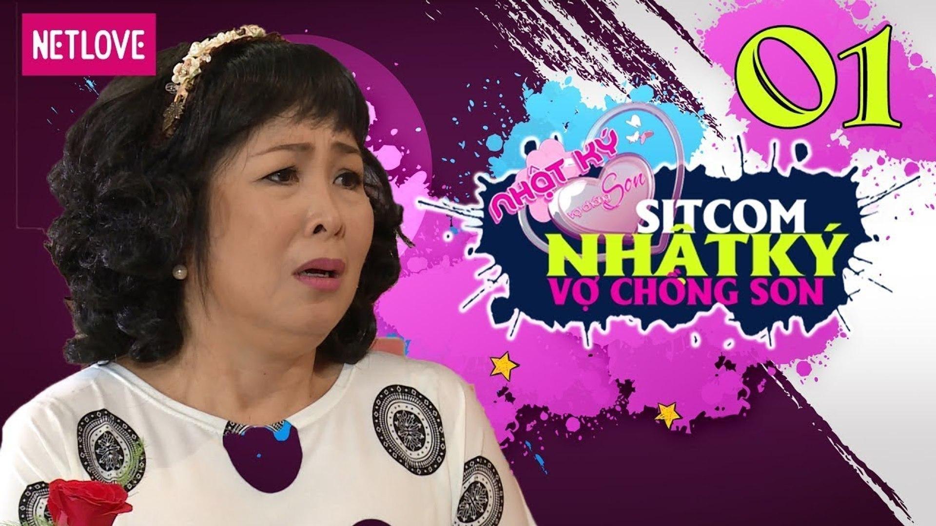 Nhật Ký Vợ Chồng Son - Tập 01: Tình Yêu Không Tuổi