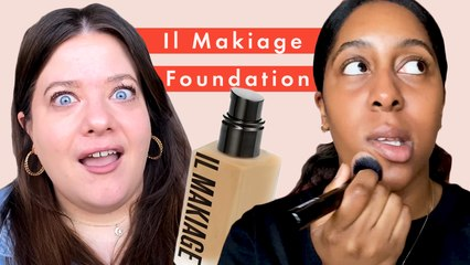 Testing Il Makiage's Viral Woke Up Like This Foundation | Beauty Lab Review