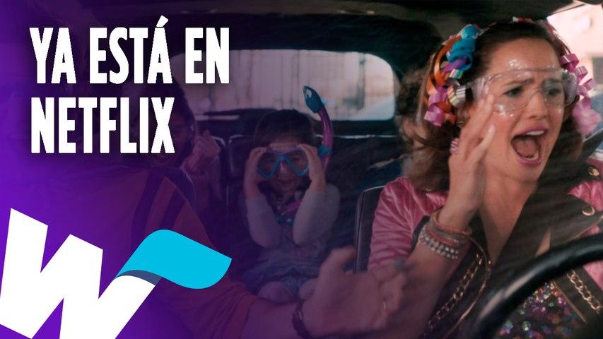 Jennifer Garner llega a Netflix con ¡Hoy si!