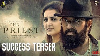 The Priest Success Teaser  |_ Mammootty _ |Manju Warrier |_ Nikhila Vimal _| Jofin T Chacko  | Linto Kurian