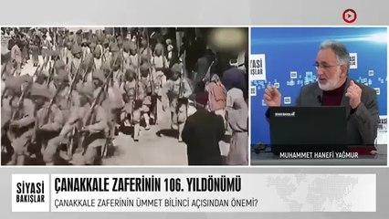 """Çanakkale Zaferi   """"Öğrenci Andı"""" Tartışması   HDP'nin Kapatılma Talebi   Suriye'de Savaşın 10. Yılı"""