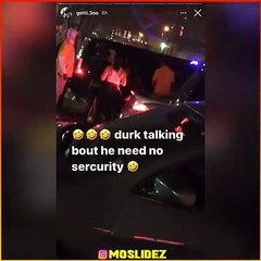 Lil Durk, and his crew, get surrounded by Texas goons, after his Dallas show, leading to shooting, which left one person dead, and five others injured
