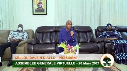 Cellou Dalein Diallo : ''on dirait que le gouvernement est devenu fou'