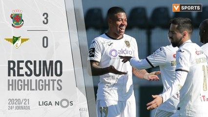 Highlights: Paços de Ferreira 3-0 Moreirense (Liga 20/21 #24)
