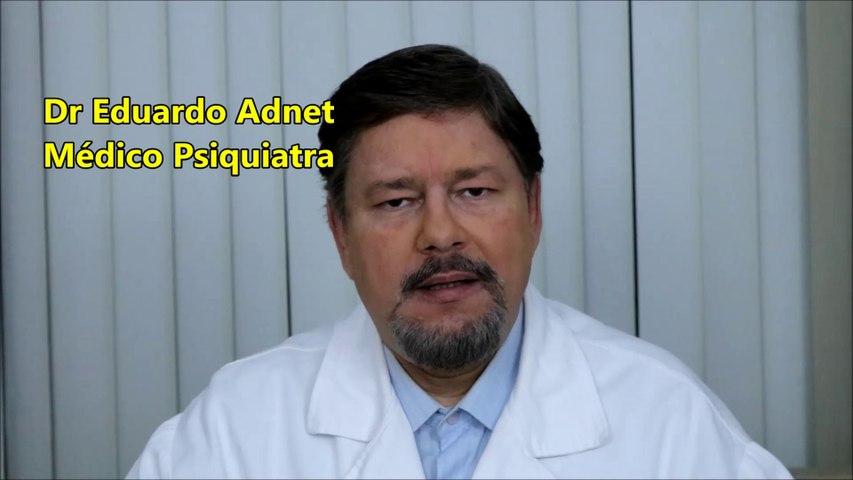 A Síndrome de Burnout | Dr Eduardo Adnet | Psiquiatra | RJ | Brasil