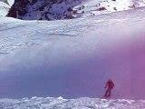 Alpe du Grand Serre 2008 petit saut sympatique
