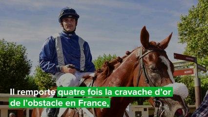 Top 3 Jockeys d'obstacle