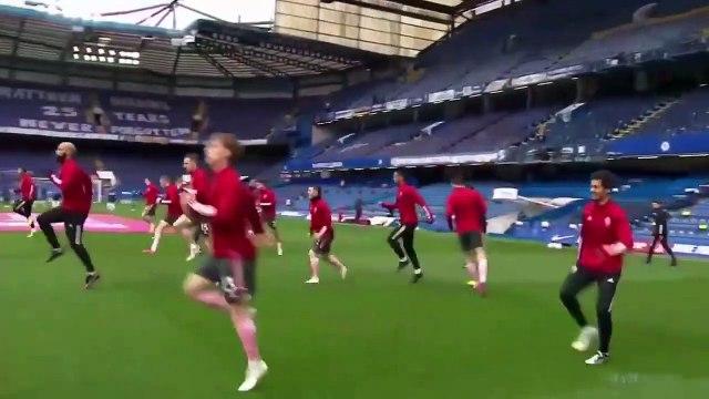 Chelsea vs Sheffield United  Live 1-0