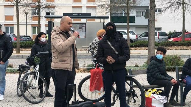 Rassemblement antiraciste : le témoignage d'un jeune de la Roseraie