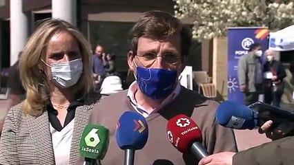 """Podemos arremete contra Ayuso y PP dice que Iglesias es """"una caricatura"""""""