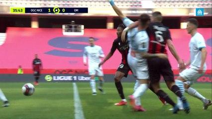 Nice - OM (3-0) : le match