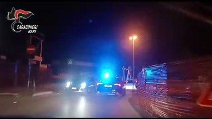 """Bari e provincia: Operazione """"Alta Tensione"""". Arrestate 11 persone per l'omicidio di ANDOLFI Fabiano e le successive fibrillazioni tra i clan Anemolo e Capriati."""