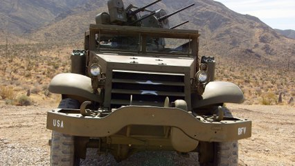 Pawn Stars: MIND-BLOWING $$$ for WWII Half-Track Used in Combat
