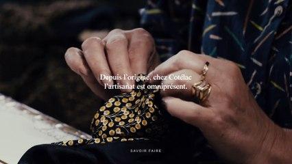 L'atelier de fabrication de la marque Cotélac