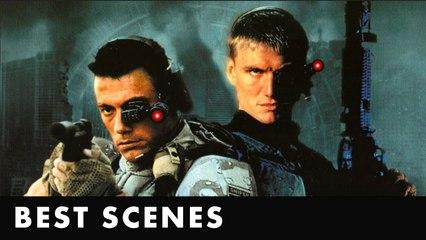 BEST SCENES FROM UNIVERSAL SOLDIER - Starring Jean-Claude Van Damme and Dolph Lundgren