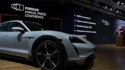 Porsche Jahrespressekonferenz 2021