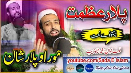 Pashto New HD Nazam - Plar Azmat - Mor O Plar Shaan by Muhammad Shahzeb