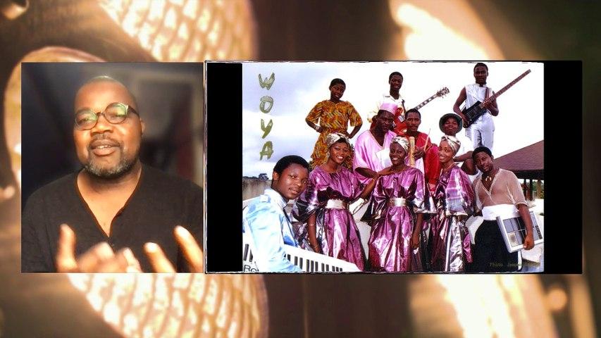 Afronight avec David Tayoraut TELESUD 22/03/21