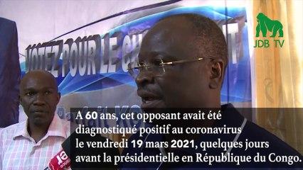 GUY PARFAIT KOLELAS, principal opposant politique au Congo,  n'est plus