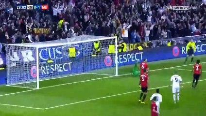 Khả năng ghi bàn bằng đầu siêu phàm của Ronaldo