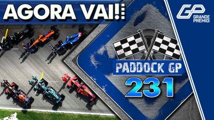 A ABERTURA DA F1 2021 NO BAHREIN E O INÍCIO DA MOTOGP SEM MÁRQUEZ | Paddock GP #231