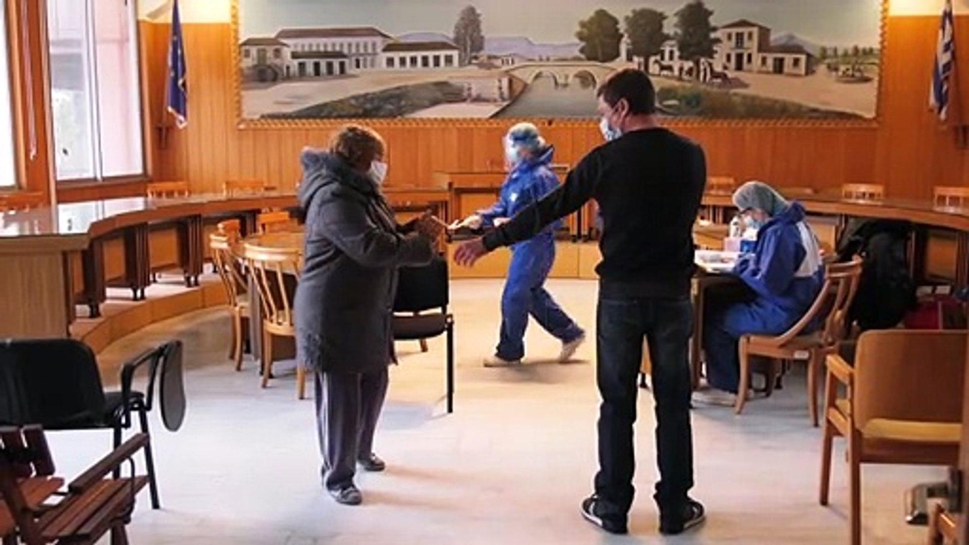 Κορονοϊός - Δήμος Ορχομενού : Μαζικά δωρεάν rapid test για τον κορωνοϊό αύριο στο δημαρχείο Ορχομενού