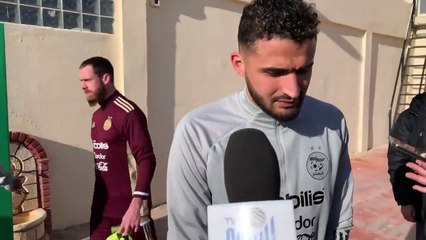 Touba : « Prêt à répondre aux exigences du coach »