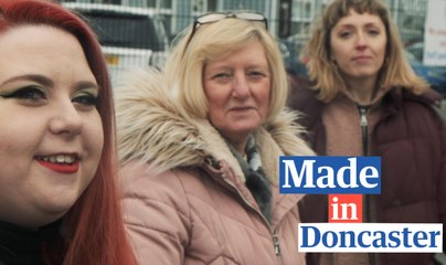 Made in Doncaster: I am not your subject