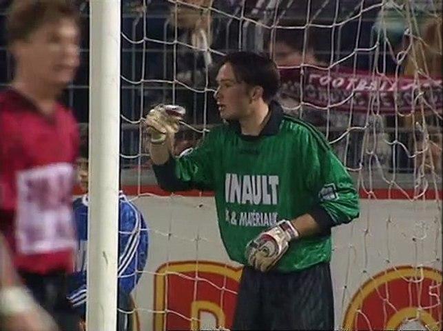 23/03/96 : SRFC-FCGB : boulette Tony Heurtebis (15')