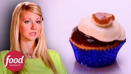 Cupcakes rellenos de camarones y cordero | Cupcake Wars | Food Network Latinoamérica
