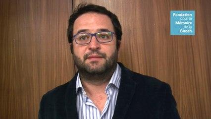 ITW  Filippo Petrucci - boursier FMS