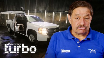 Increíble diseño de camioneta Pick Up inclusiva | Mexicánicos | Discovery Turbo