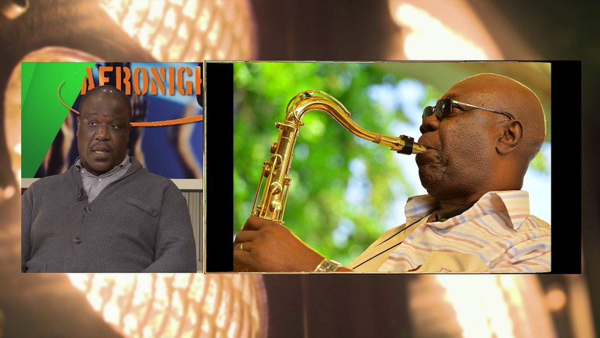 Afronight avec Michel Dibongo TELESUD 23/03/21