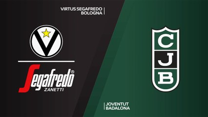 7Days EuroCup Highlights Quarterfinals, Game 1: Virtus 80-75 Joventut