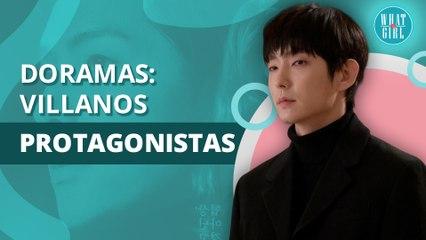 8 imperdibles K-dramas donde el villano es el protagonista de la historia | 8 unmissable K-dramas where the villain is the protagonist of the story
